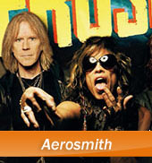 Aerosmith Tour 2014