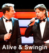 Alive and Swingin Tour 2012