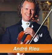 Andr Rieu Tour 2014 Tickets
