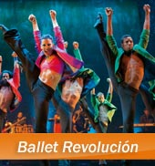 Ballet Revolucin Tour 2013 &#038; 2014
