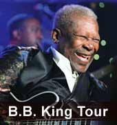 B.B. King Tour