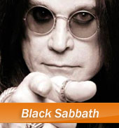 Black Sabbath Tour 2014