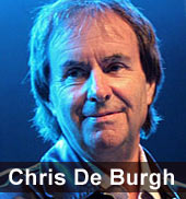 Chris de Burgh Tour 2012 / 2013