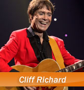 Cliff Richard Tour 2014