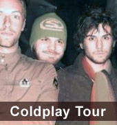Coldplay Tour 2011