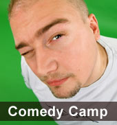 Comedy Camp Tour 2012