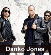 Danko Jones Tour Konzerte