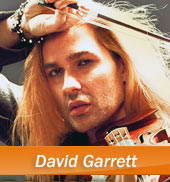 David Garrett Tour 2014