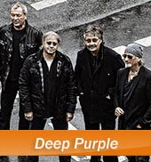 Deep Purple Tour 2013 | Tickets Vorverkauf