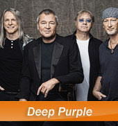 Deep Purple Tour 2015