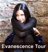 Evanescence Tour 2011