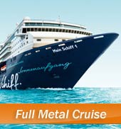 Full Metal Cruise 2013 Tickets