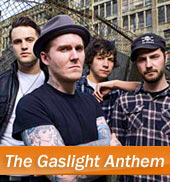 The Gaslight Anthem Tour 2012