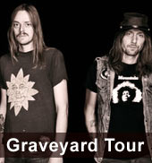 Graveyard Tour 2012