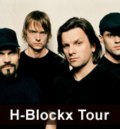 H-Blockx Tour