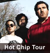 Hot Chip Konzerte 2012 in Berlin, Frankfurt, Kln &#038; Hamburg