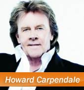 Howard Carpendale Tour 2014