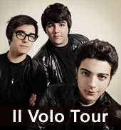 Il Volo Tour 2011