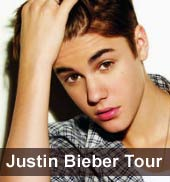 Justin Bieber Tour 2013 in Deutschland