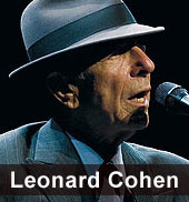 Leonard Cohen Tour 2012