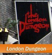 London Dungeon Tickets 2013 / 2014