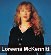 Loreena McKennitt Tour 2012 Tickets