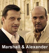Marshall & Alexander Tour 2012