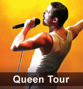 One Night of Queen Tour 2012 Tickets