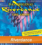 Riverdance Tour 2014 Deutschland