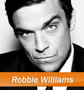 Robbie Williams Tour 2013