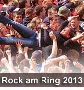 Rock am Ring 2013: Termin &#038; Karten