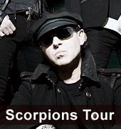 Scorpions Tour 2012 Tickets