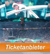 Ticketanbieter im Internet