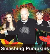 Smashing Pumpkins Tour 2011
