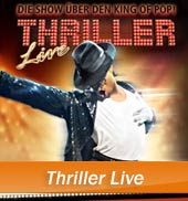 Thriller Live Tour 2014