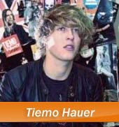 Tiemo Hauer Tour 2013