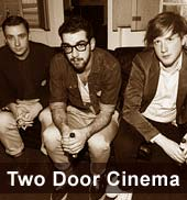 Two Door Cinema Club Tour 2012