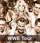 WWE Tour 2012 Tickets
